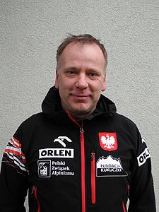 Artur Hajzer (fot. Polska Wyprawa Zimowa na GI)