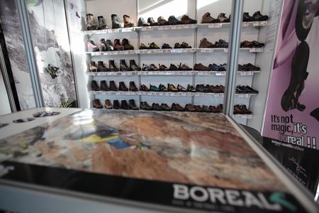 Stoisko marki Boreal na 9. KFG (fot. Adam Kokot/KFG)