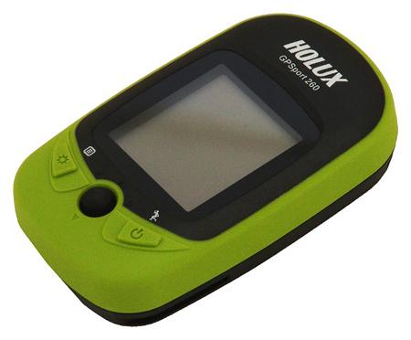 Rikaline, Holux GPS Sport 260