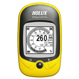 Rikaline, Holux GPSport 260 Pro