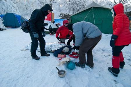 Szkolenie OFA Yeti 2011 (fot. Medaid)
