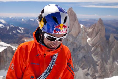 David Lama (fot. Corey Rich/Red Bull)