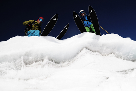 ISPO Award 2012: narty Ski D2 marki Dupraz