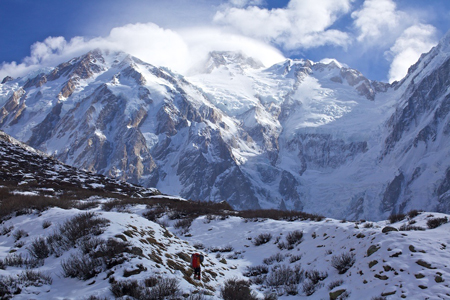 Wyprawa na Nanga Parbat (fot. Matteo Zenga/The North Face)