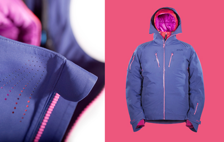 ISPO Award 2012: kurtka Backyard 3 in 1 Jacket marki Puya