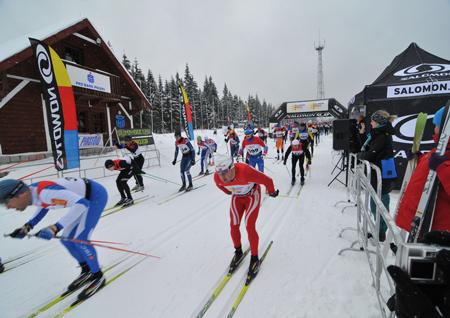 Salomon Nordic Sunday 2012 (fot. Stacja Jakuszyce)