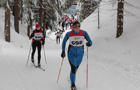 Bieg bez Granic 2012 (fot. Stacja Jakuszyce)