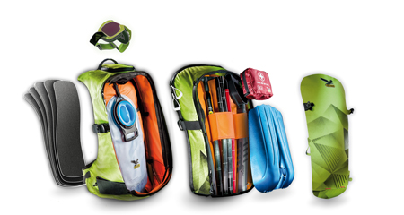 ISPO Award 2012: plecak Taos 28 PRO marki Salewa