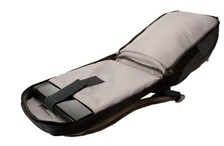 Gregory, wygodny system otwierania w plecakach z serii Border