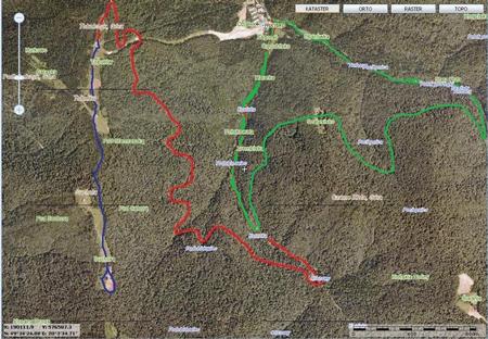 Koninki, trasy do narciarstwa biegowego