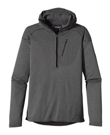 Patagonia, bluza Capilene 4 Expedition Weight 1/4 Zip Hoody