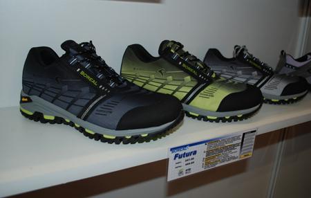 Targi Kielce Sport-Zima 2012, buty Futura marki Boreal (fot. 4outdoor.pl)