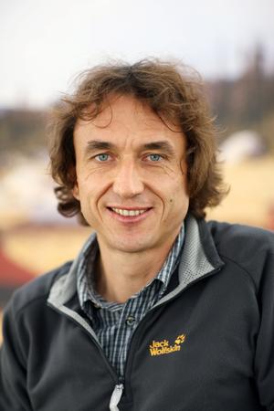 Christian Brandt, dyrektor operacyjny w firmie Jack Wolfskin