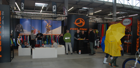 Targi Kielce Sport-Zima 2012, stoisko firmy Konimpex-Plus (fot. 4outdoor.pl)