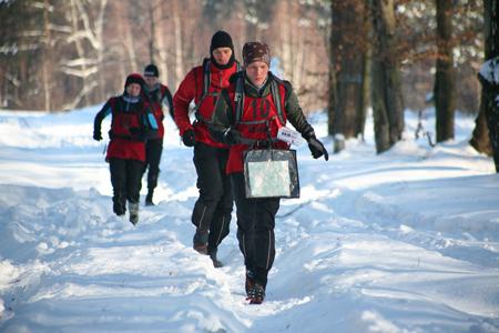 Zimowy Rajd Timex 360 Stopni 2012 (fot. exmedio.pl)