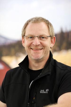 Markus Bötsch, dyrektor ds. sprzedaży w firmie Jack Wolfskin