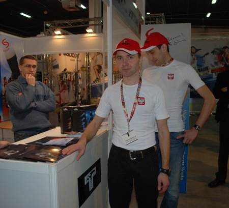 Daniel Wosik i Jakub Burghardt