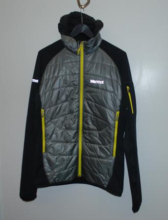 Targi Kielce Sport-Zima 2012, kurtka Alpinist Hybrid Jacket marki Marmot (fot. 4outdoor.pl)