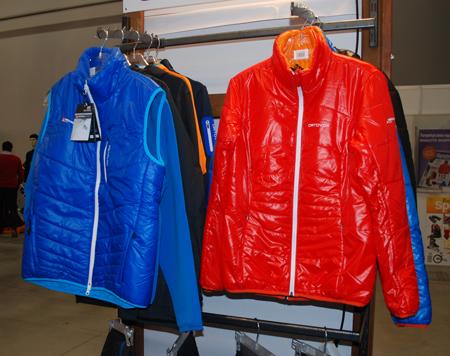 Targi Kielce Sport-Zima 2012, odzież marki Ortovox (fot. 4outdoor.pl)