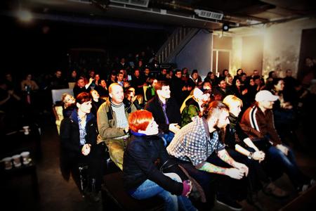 10 minut Festiwal - publiczność (fot. Grzegorz Brzeski)