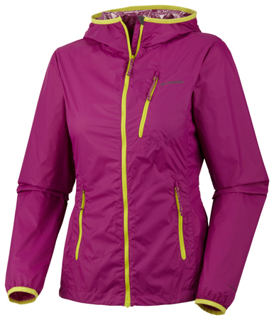 Columbia, damska kurtka Trail Fire Windbreaker Jacket