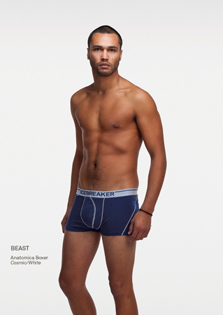 Icebreaker, nowa kolekcja bielizny dla mężczyzn