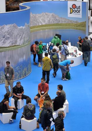 OutDoor Show 2011 (fot. Messe Friedrichshafen)