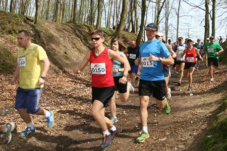 """Salomon Trail Running 2012: Gdynia (fot. Tomasz """"Mały"""" Skarżyński)"""