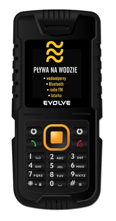 Evolve, telefon Phantom