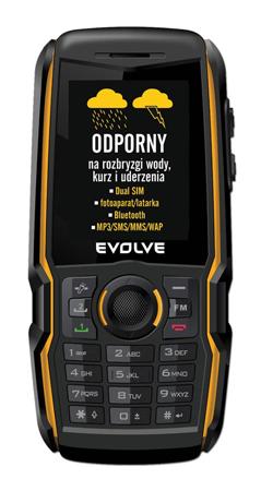 Evolve, telefon Raptor
