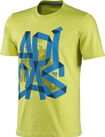 adidas, t-shirt ED Graphic Tee