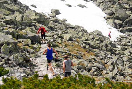 Bieg im. Druha Marduły 2012 w Tatrach (fot. Monika Strojny)
