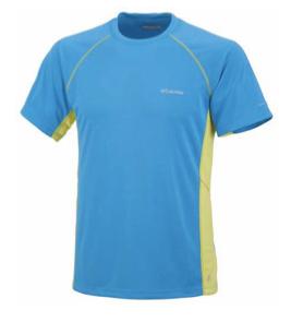 Columbia, koszulka Insight Ice™ Short Sleeve Crew