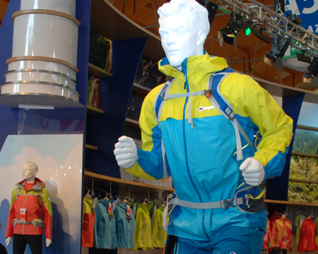 OutDoor Show 2012 - Berghaus, Vapour Storm Jacket (fot. 4outdoor.pl)