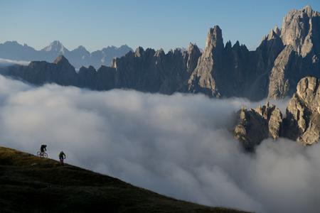 The North Face Lavaredo Trail (fot. The North Face / Dan Milner)