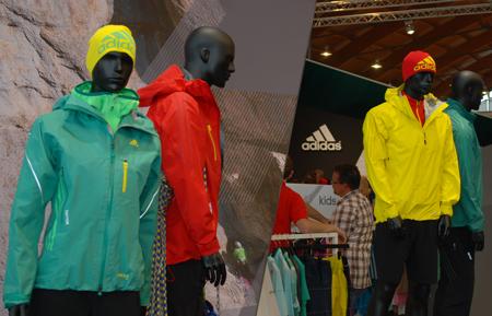 OutDoor Show 2012 - adidas (fot. 4outdoor.pl)