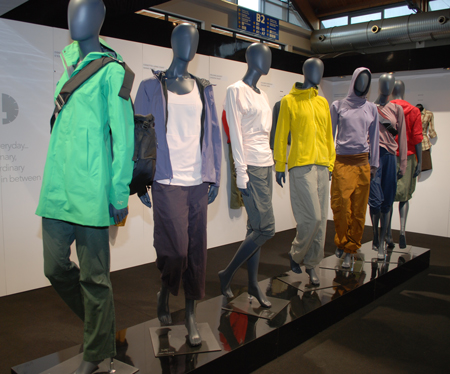 OutDoor Show 2012 - Arc'teryx (fot. 4outdoor.pl)