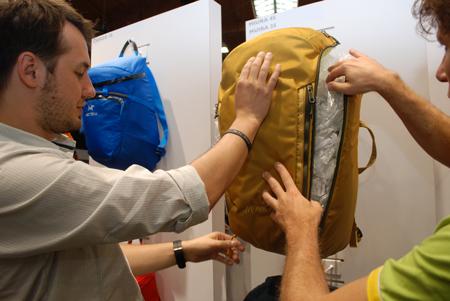OutDoor 2012 – Arcteryx, plecak Miura (fot. 4outdoor.pl)
