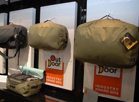OutDoor 2012 – Arc'teryx, torba Covert ICO Case (fot. 4outdoor.pl)