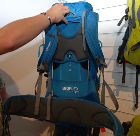 OutDoor 2012 – Berghaus, plecak Bioflex Light (fot. 4outdoor.pl)
