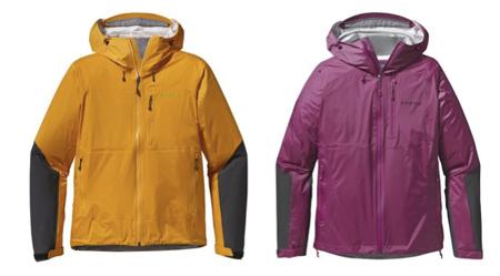 Patagonia, męska i damska kurtka Torrentshell Stretch Jacket
