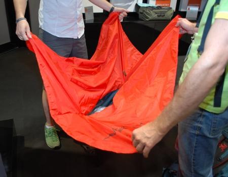 OutDoor 2012 – Arc'teryx, torba na linę Haku Rope Bag (fot. 4outdoor.pl)