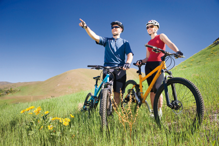 Wysokie Tatry – doskonałe dla miłośników turystki i sportów rowerowych