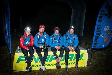 Endurance Quest - noc (fot. adidas)