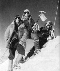 Na szczycie Gasherbrum III