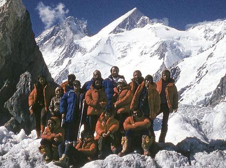 Uczestnicy wyprawy
