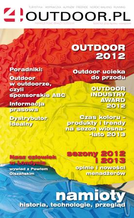 Magazyn 4outdoor.pl, 5/2012 lipiec-sierpień