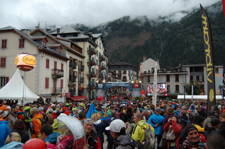 The North Face® Ultra-Trail du Mont-Blanc® 2012 - Start 10. UTMB (fot. 4outdoor.pl)