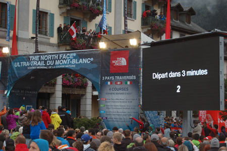 The North Face® Ultra-Trail du Mont-Blanc® 2012 - Przed startem 10. UTMB (fot. 4outdoor.pl)