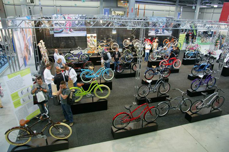 Targi Kielce Bike-Expo 2011 (fot. Targi Kielce)